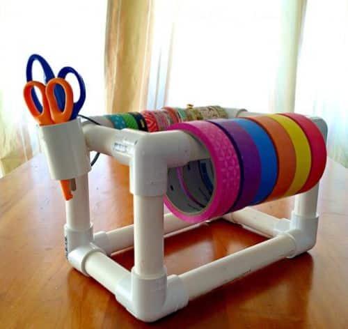 You are currently viewing Como Fazer um Organizador com Tubos de PVC