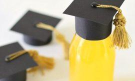 Minichapéu de Graduação de Papel Passo a Passo