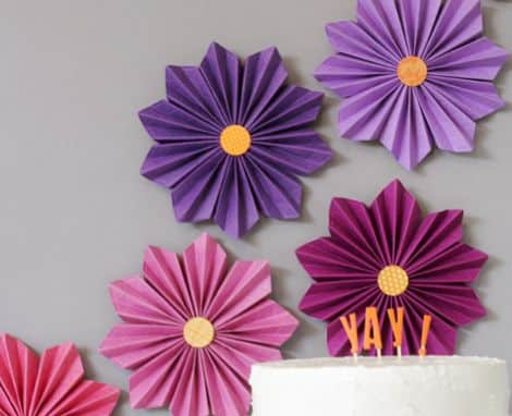 You are currently viewing Como Fazer Flores de Papel Sanfonadas