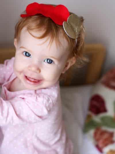 Como Fazer Headband para Bebê Passo a Passo    01