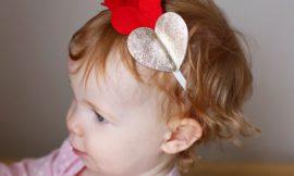 Como Fazer Headband para Bebê Passo a Passo
