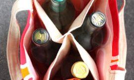 Como Fazer uma Bolsa para Carregar Vinho