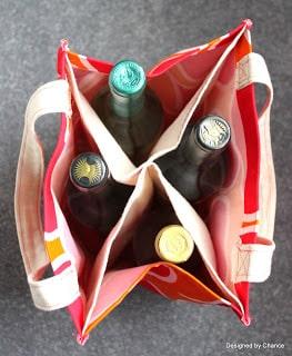 Read more about the article Como Fazer uma Bolsa para Carregar Vinho