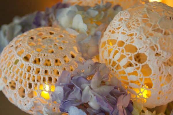Read more about the article Como Fazer Decoração de Casamento com Crochê
