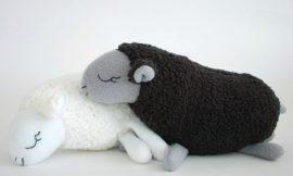 Como Fazer uma Ovelhinha de Lã