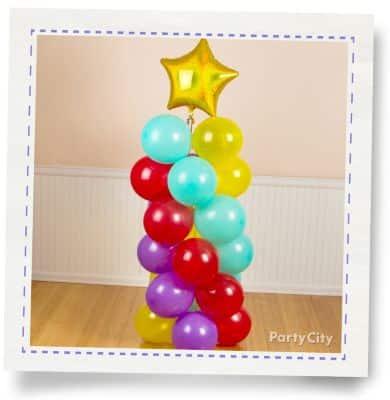 Como Fazer Espiral de Balão Passo a Passo     1