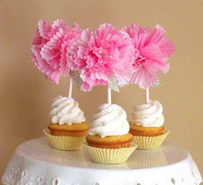 Read more about the article Como Fazer Flor de Papel para Cupcake