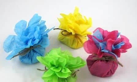 Read more about the article Como Fazer Lembrancinha com Flor de Papel