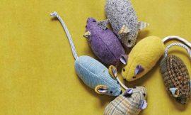 Como Fazer um Rato de Tecido
