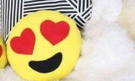 Como Fazer Almofadas de Emoticons