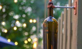 Como Reutilizar Garrafas de Vidro na Decoração
