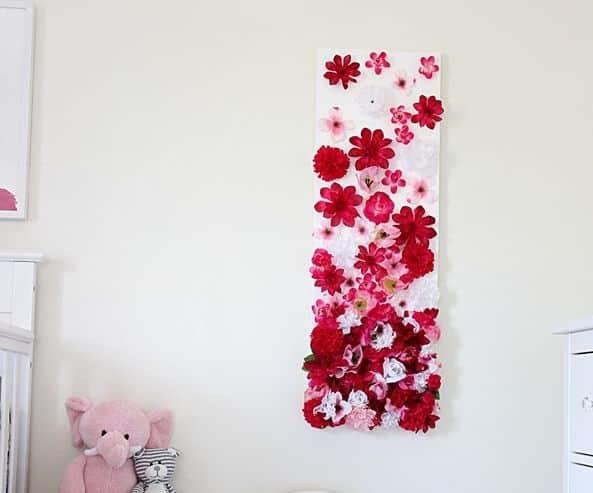 Read more about the article Como Fazer Artesanato com Flores Artificiais