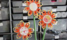Como Fazer um Arranjo com Flor de Zíper