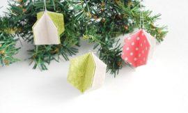 Enfeite de Natal Fácil de Fazer e Barato