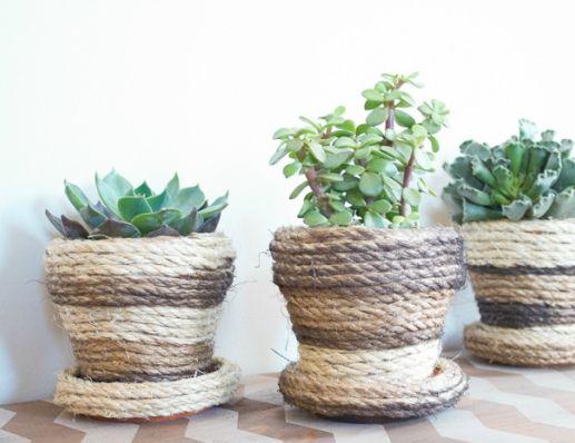 Read more about the article Como Fazer Decoração Rústica em Vaso