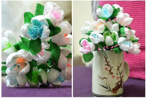 Read more about the article Como Fazer Flores de Papel Crepom