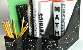 Como Fazer um Porta-Livros de Material Reciclável