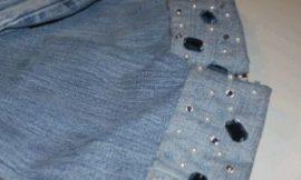 Como Personalizar Barra de Calça Jeans