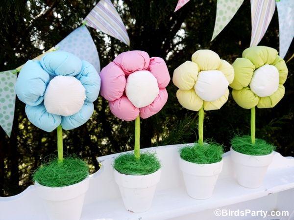 Flores com enchimento são lindas e muito fáceis de serem feitas (Foto: blog.birdsparty.com)