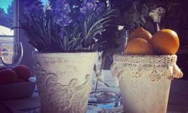 Como Fazer um Vaso Decorado com Crochê