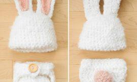 Fantasia Infantil de Coelhinho para Bebê
