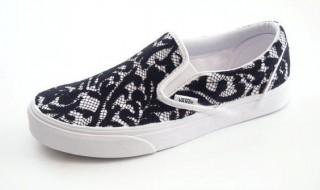 Personalizar calçado com renda é divertido também pode render um bom dinheiro extra (Foto: bestoutofwaste.org)