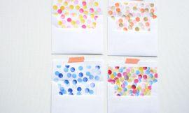 Como Fazer Envelopes Carimbados