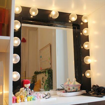 Read more about the article Como Fazer um Espelho de Camarim Passo a Passo