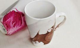 Como Personalizar Caneca de Porcelana