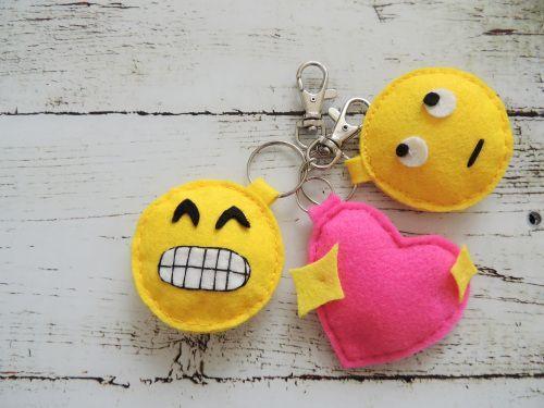 Read more about the article Como Fazer um Chaveiro de Emoji