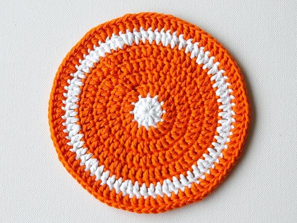 Como Fazer Porta-Copo de Crochê Passo a Passo