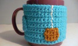 Como Fazer um Protetor de Caneca de Crochê