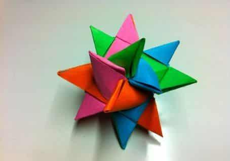 Read more about the article Como Fazer uma Estrela de Papel para Presente