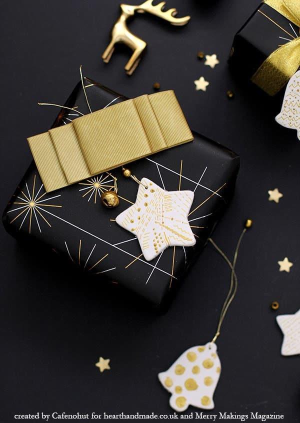 Dicas de Enfeite de Natal com Biscuit