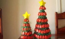 Como Fazer Árvore de Natal com Balas
