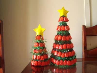 Dicas de Árvore de Natal com Balas
