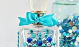 Como Fazer Artesanato com Vidros de Perfume