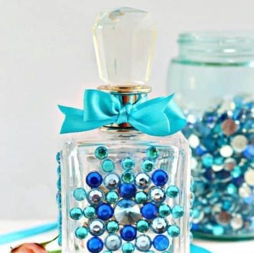 Read more about the article Como Fazer Artesanato com Vidros de Perfume