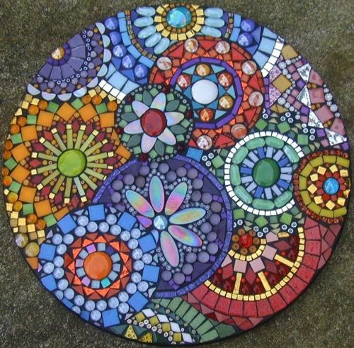 Dicas de Artesanatos com Sobras de Azulejos