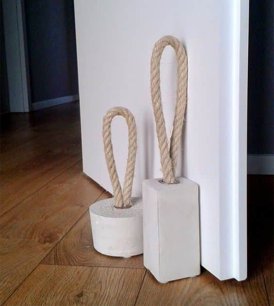 peso de portas