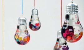 Como Fazer Artesanato com Lâmpadas Queimadas