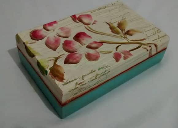Dicas de Artesanato em Caixas de MDF