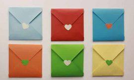 Como Fazer um Envelope de Papel