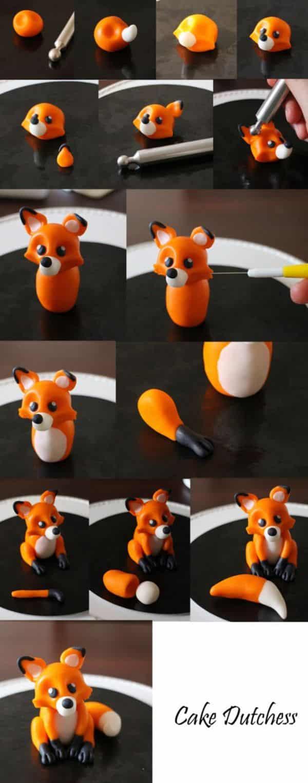 raposa de biscuit
