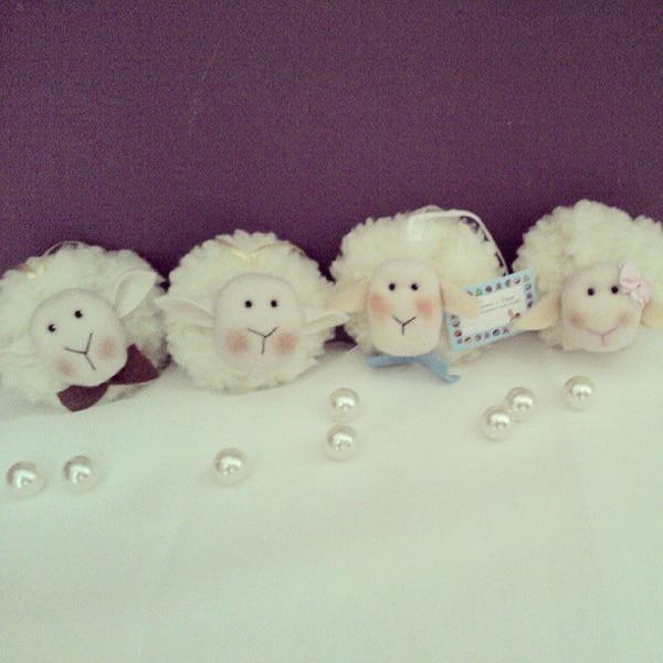 sache aromatico de ovelha