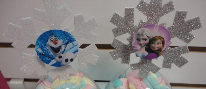 You are currently viewing 25 Lembrancinhas de Aniversário Frozen