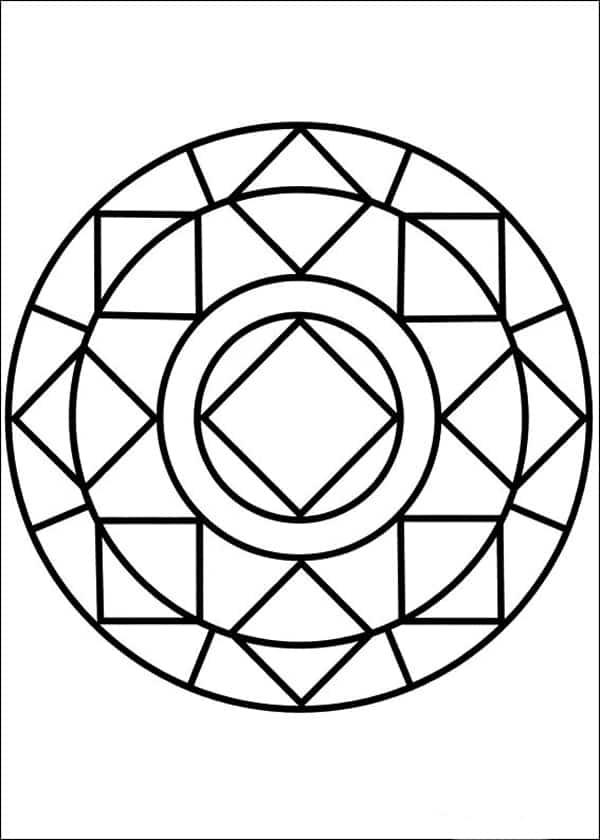 mosaico de papel tutorial