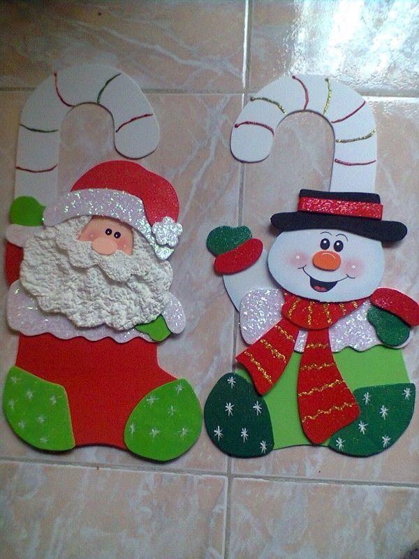mural de Natal para escola enfeites