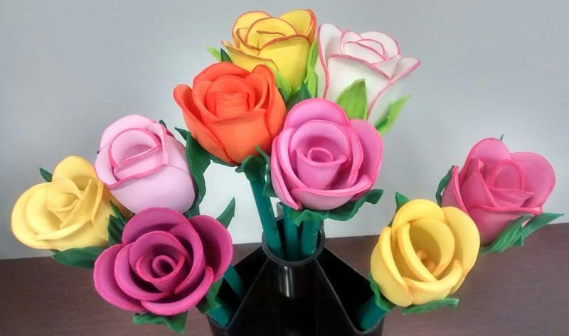 rosas de eva