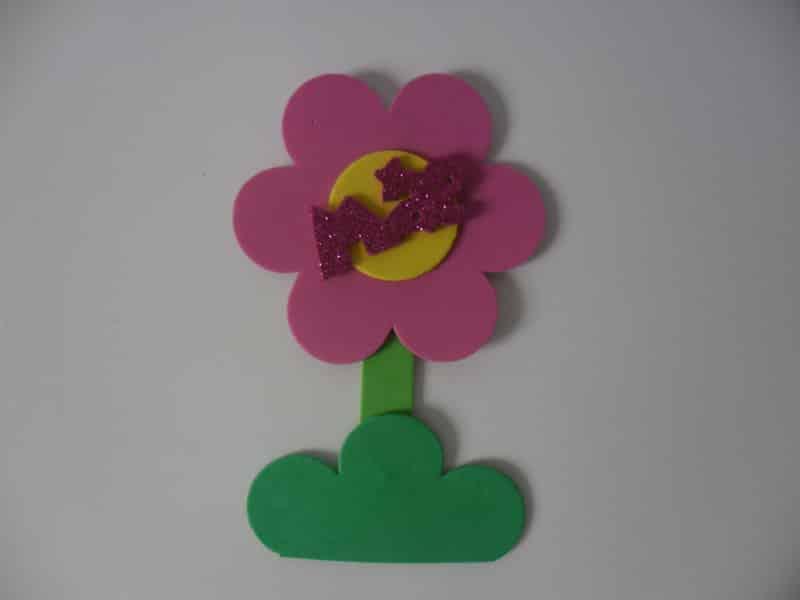 lembrança de EVA florzinha